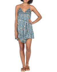 Volcom - High Water Swing Dress - Lyst