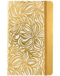 Lilly Pulitzer - Swirling Floral Journal - Lyst