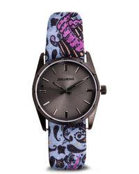 Zadig & Voltaire - Unisex Fusion Quartz Watch - Lyst