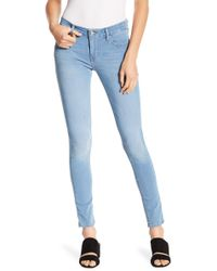 "Levi's - 711 Skinny Jeans - 30"" Inseam - Lyst"