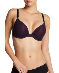 Spanx - Underwire Pillow Lace Push-up Bra - Lyst