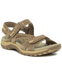 Earth - Sullivan Suede Sandal - Lyst