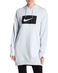 Nike - Swoosh Hoodie - Lyst