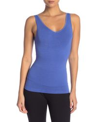 Yummie By Heather Thomson - Convertible Neck Line Tank Top - Lyst