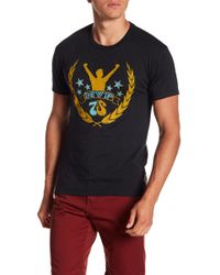 7th Inning Stretch - Victory Mvp Graphic Print Crew Neck Tee - Lyst