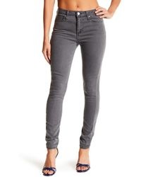 Michelle By Comune - Twig High Rise Skinny Jeans - Lyst