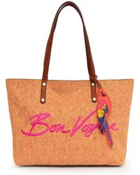 Tommy Bahama - Parrot Bay Embroidered Tote Bag - Lyst