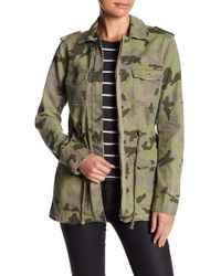 Billabong - Can't See Me Army Jacket - Lyst