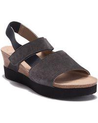 Birkenstock - Linda Platform Wedge Sandal - Discontinued - Lyst