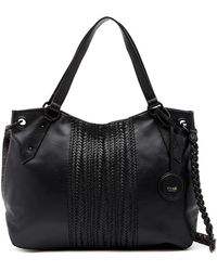 The Sak - Meadow Convertible Leather Tote Bag - Lyst