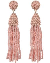 BaubleBar - Pinata Tassel Earrings - Lyst