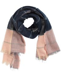 Madewell   Brushed Colorblock Scarf   Lyst