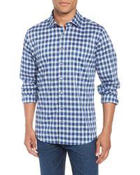 Rodd & Gunn - Double Island Regular Fit Check Sport Shirt - Lyst