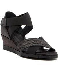 Hispanitas | Muriel Leather Wedge | Lyst