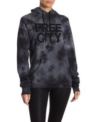 FREE CITY - Str8up Graphic Pullover - Lyst