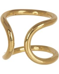 Soko - Double Arch Ring - Lyst