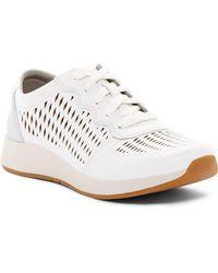 Dansko - Charlie Leather Perforated Sneaker - Lyst