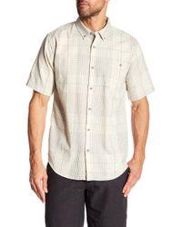 Ezekiel - Stan Short Sleeve Regular Fit Shirt - Lyst