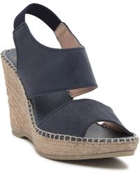 Andre Assous - Reese Wedge Sandal - Lyst