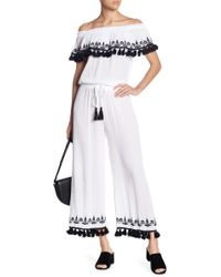 Do+Be Collection - Tassel Hem Trousers - Lyst