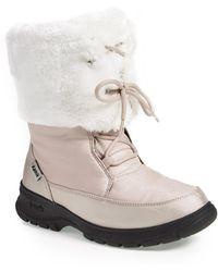 Kamik - 'seattle' Faux Fur Boot (women) - Lyst