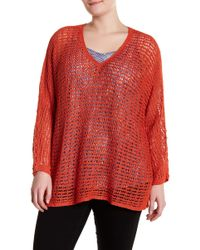 NIC+ZOE - Sun Catcher Top (plus Size) - Lyst