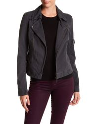 Marrakech - Tavi Asymmetrical Zip Jacket - Lyst