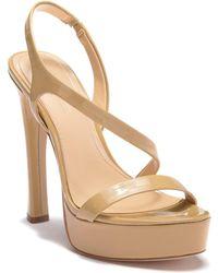 ebcd9f4b51df Lyst - Imagine Vince Camuto Piera Platform Sandal in Black - Save 42%