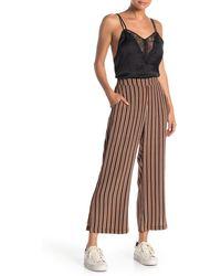 Capulet Teresa Striped Crop Pants