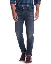 Current/Elliott - Slim Fit Jeans - Lyst