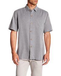 Tommy Bahama - Coastal San Clemente Short Sleeve Regular Fit Silk Camp Shirt - Lyst