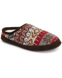 Woolrich - Whitecap Knit Slipper (women) - Lyst