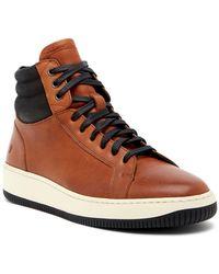 Frye | Wythe High Top Sneaker | Lyst