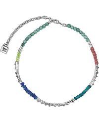 Uno De 50 - Alga Sea Choker Necklace - Lyst