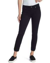 PAIGE - Verdugo Skinny Ankle Jeans (petite) - Lyst