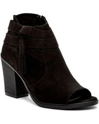 Rampage - Promise Side Zip Bootie - Lyst