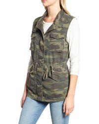 Caslon - (r) Utility Vest (regular & Petite) - Lyst