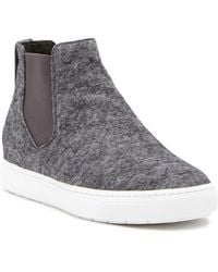 Vince - Newlyn High Top Trainer - Lyst