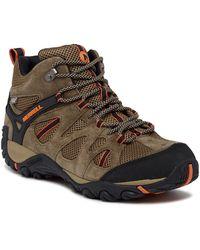 Merrell - Yokota Ascender Suede Sneaker - Lyst