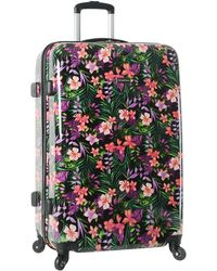 Tommy Bahama - Carry On Hardside Luggage Spinner Suitcase - Lyst