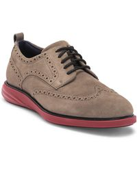 Cole Haan - Grand Evolution Wingtip Derby - Lyst