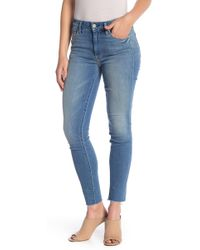 Mother - The Looker Ankle Skinny Jeans - Lyst