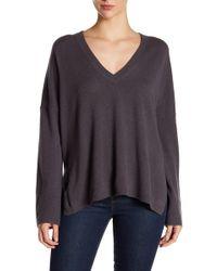 360cashmere - Olivia V-neck Cashmere Sweater - Lyst