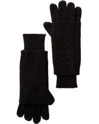 Skull Cashmere - Bruna Cashmere Gloves - Lyst