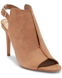 Vince Camuto - Catina Open Toe Sandal - Lyst