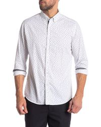 Heritage - Cactus Slim Fit Shirt - Lyst