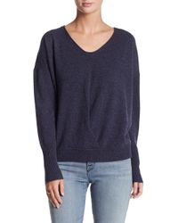 INHABIT - Cashmere Sweatshirt - Lyst