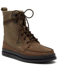 Sperry Top-Sider - Authentic Original Nubuck Surplus Boot - Lyst