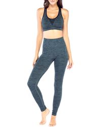 Electric Yoga - Independence High Rise Leggings - Lyst