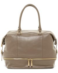 Hobo - Fast Lane Leather Satchel - Lyst
